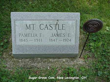 WALDRON MTCASTLE, PAMELIA - Preble County, Ohio | PAMELIA WALDRON MTCASTLE - Ohio Gravestone Photos