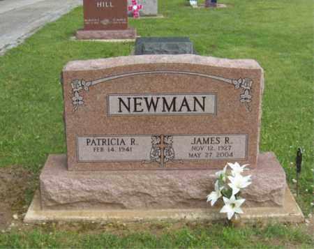 NEWMAN, JAMES R - Preble County, Ohio   JAMES R NEWMAN - Ohio Gravestone Photos
