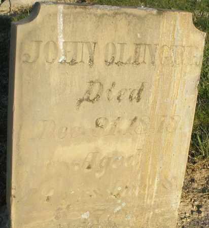 OLINGER, JOHN - Preble County, Ohio   JOHN OLINGER - Ohio Gravestone Photos