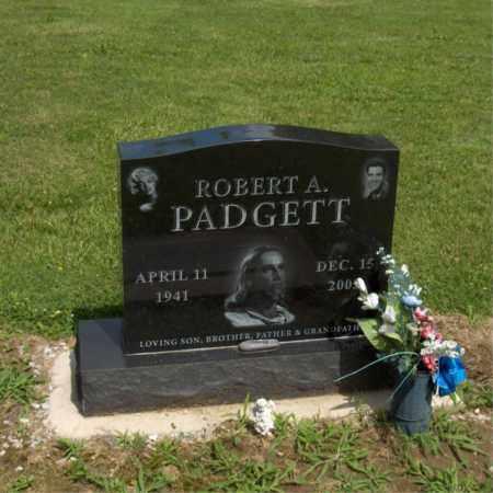 PADGETT, ROBERT ALVIN - Preble County, Ohio   ROBERT ALVIN PADGETT - Ohio Gravestone Photos