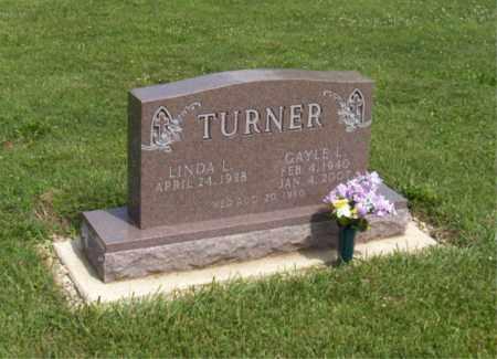 KETRING TURNER, LINDA - Preble County, Ohio   LINDA KETRING TURNER - Ohio Gravestone Photos