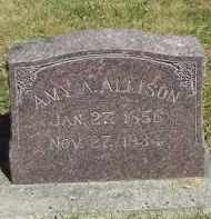 ALLISON, AMY A. - Putnam County, Ohio | AMY A. ALLISON - Ohio Gravestone Photos