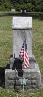 BROWN, ERVIN E. - Putnam County, Ohio | ERVIN E. BROWN - Ohio Gravestone Photos
