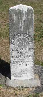 FRAZEE, JOHN - Putnam County, Ohio | JOHN FRAZEE - Ohio Gravestone Photos
