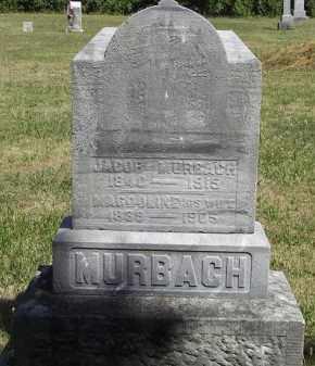 MURBACH, MAGDOLINE - Putnam County, Ohio | MAGDOLINE MURBACH - Ohio Gravestone Photos