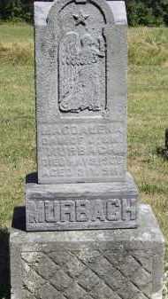 MURBACH, MAGDALENA - Putnam County, Ohio   MAGDALENA MURBACH - Ohio Gravestone Photos