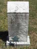 PFIEFFER, WILLIAM - Putnam County, Ohio | WILLIAM PFIEFFER - Ohio Gravestone Photos