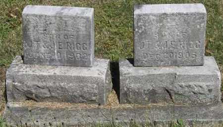 RIGG, WILLIAM - Putnam County, Ohio | WILLIAM RIGG - Ohio Gravestone Photos
