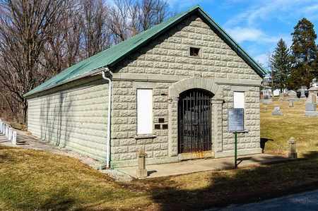 A GANGES, MAUSOLEUM - Richland County, Ohio | MAUSOLEUM A GANGES - Ohio Gravestone Photos