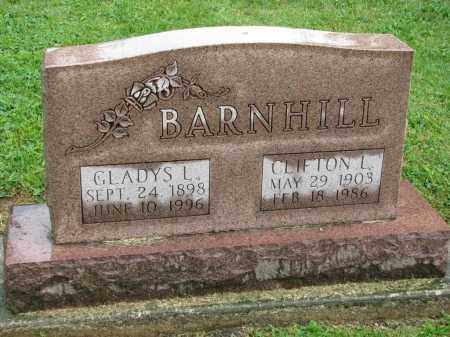 BARNHILL, GLADYS - Richland County, Ohio | GLADYS BARNHILL - Ohio Gravestone Photos