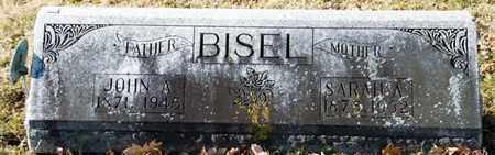 BISEL, JOHN A - Richland County, Ohio | JOHN A BISEL - Ohio Gravestone Photos