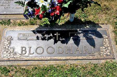BLOODHART, BETTY J - Richland County, Ohio | BETTY J BLOODHART - Ohio Gravestone Photos