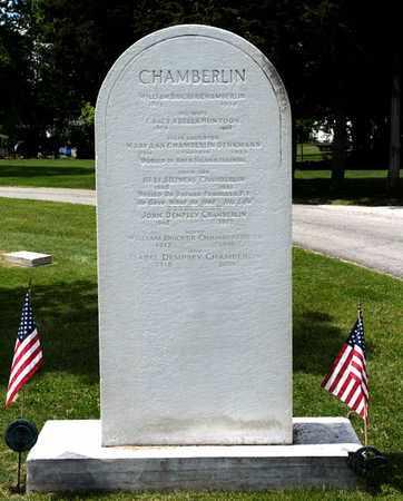 DEMPSEY CHAMBERLIN, ISABEL - Richland County, Ohio | ISABEL DEMPSEY CHAMBERLIN - Ohio Gravestone Photos