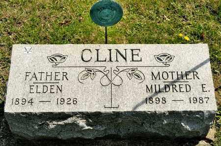 CLINE, ELDEN - Richland County, Ohio | ELDEN CLINE - Ohio Gravestone Photos