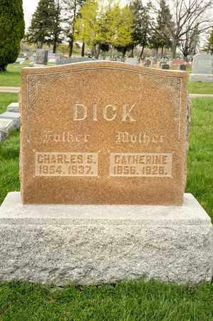 DICK, CATHERINE - Richland County, Ohio | CATHERINE DICK - Ohio Gravestone Photos