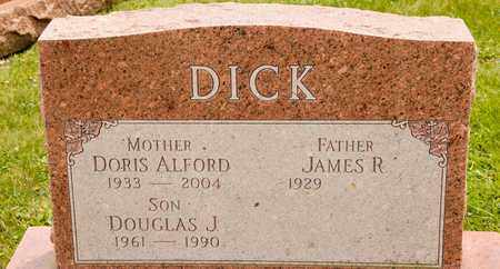 DICK, DOUGLAS J - Richland County, Ohio   DOUGLAS J DICK - Ohio Gravestone Photos