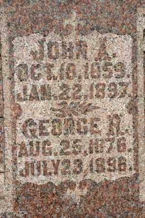 DICK, GEORGE R - Richland County, Ohio | GEORGE R DICK - Ohio Gravestone Photos