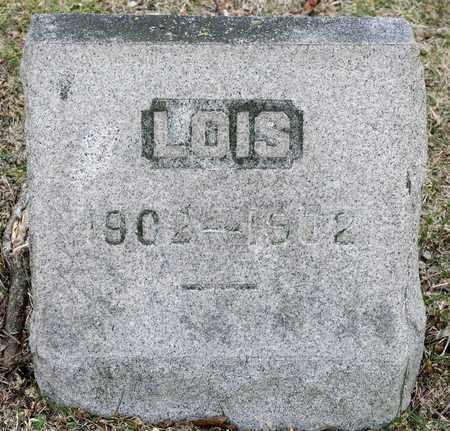 DICK, LOIS - Richland County, Ohio | LOIS DICK - Ohio Gravestone Photos