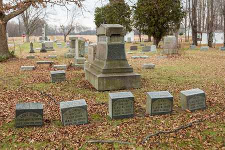 DICK, LEVI - Richland County, Ohio | LEVI DICK - Ohio Gravestone Photos