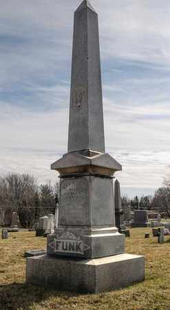FUNK, ALBERT - Richland County, Ohio | ALBERT FUNK - Ohio Gravestone Photos