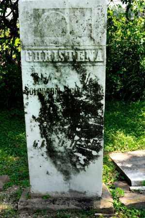 GUTSHOL, CHRISTENA - Richland County, Ohio | CHRISTENA GUTSHOL - Ohio Gravestone Photos