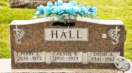HALL, HESSIE R - Richland County, Ohio | HESSIE R HALL - Ohio Gravestone Photos