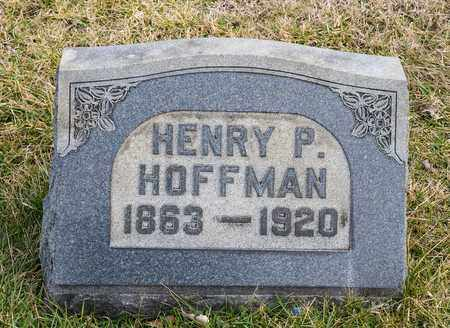 HOFFMAN, HENRY P - Richland County, Ohio   HENRY P HOFFMAN - Ohio Gravestone Photos