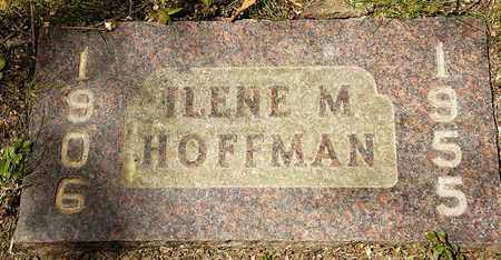 HOFFMAN, ILENE M - Richland County, Ohio   ILENE M HOFFMAN - Ohio Gravestone Photos