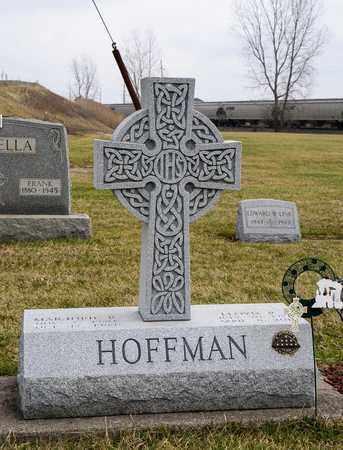 HOFFMAN, LLOYD R - Richland County, Ohio | LLOYD R HOFFMAN - Ohio Gravestone Photos