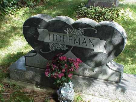 HOFFMAN, NANCEITA - Richland County, Ohio | NANCEITA HOFFMAN - Ohio Gravestone Photos