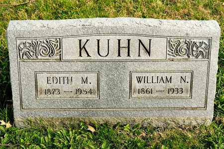 KUHN, EDITH M - Richland County, Ohio | EDITH M KUHN - Ohio Gravestone Photos