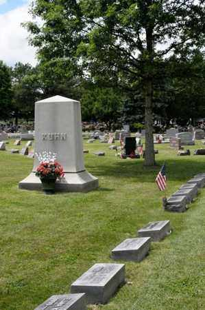 KUHN, GEORGE U - Richland County, Ohio | GEORGE U KUHN - Ohio Gravestone Photos