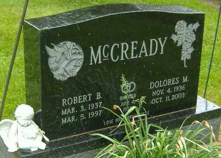 MCCREADY, DELORES M. - Richland County, Ohio | DELORES M. MCCREADY - Ohio Gravestone Photos