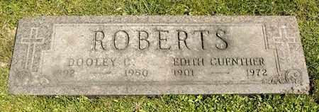 ROBERTS, DOOLEY C - Richland County, Ohio | DOOLEY C ROBERTS - Ohio Gravestone Photos