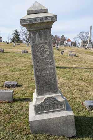 ROBERTS, GEORGE - Richland County, Ohio   GEORGE ROBERTS - Ohio Gravestone Photos