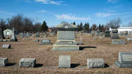 SCHILL, FAMILY STONE - Richland County, Ohio   FAMILY STONE SCHILL - Ohio Gravestone Photos