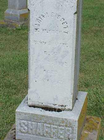 SHAFFER, MARIAH BISSETT - Richland County, Ohio   MARIAH BISSETT SHAFFER - Ohio Gravestone Photos