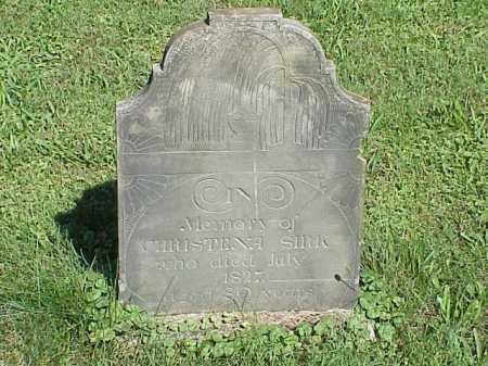 SIRK, CHRISTINA - Richland County, Ohio   CHRISTINA SIRK - Ohio Gravestone Photos