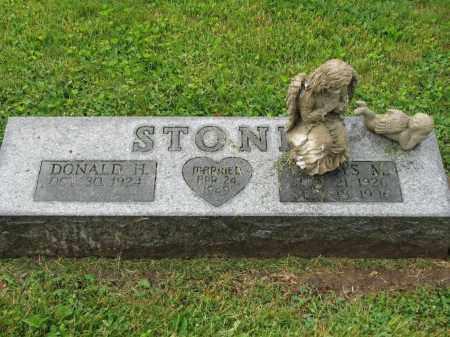 STONE, DONALD H. - Richland County, Ohio | DONALD H. STONE - Ohio Gravestone Photos