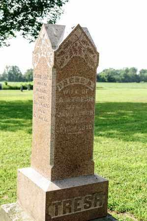 TRESH, PHEBE A - Richland County, Ohio | PHEBE A TRESH - Ohio Gravestone Photos