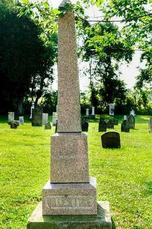 VALENTINE, REBECCA - Richland County, Ohio | REBECCA VALENTINE - Ohio Gravestone Photos