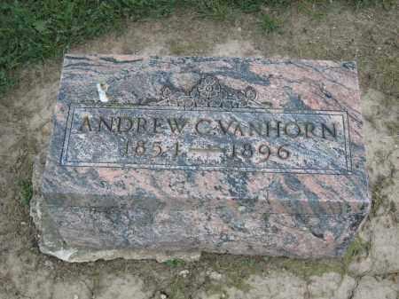 VANHORN, ANDREW C - Richland County, Ohio | ANDREW C VANHORN - Ohio Gravestone Photos