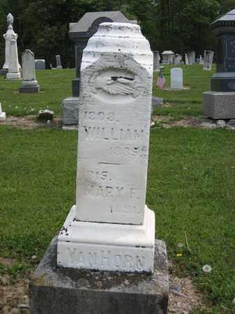 VANHORN, WILLIAM - Richland County, Ohio | WILLIAM VANHORN - Ohio Gravestone Photos
