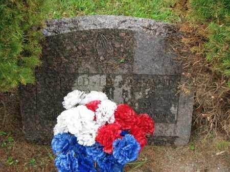 WEYANT, GERALD LEE - Richland County, Ohio   GERALD LEE WEYANT - Ohio Gravestone Photos