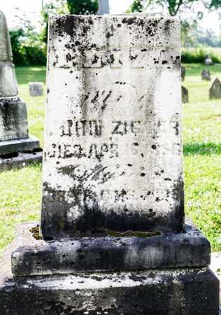 ZIGLAR, ELIZA - Richland County, Ohio   ELIZA ZIGLAR - Ohio Gravestone Photos