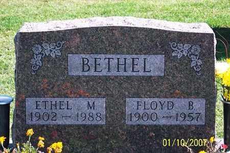 BETHEL, ETHEL M. - Ross County, Ohio | ETHEL M. BETHEL - Ohio Gravestone Photos