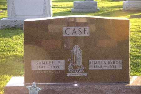 CASE, SAMUEL F. - Ross County, Ohio | SAMUEL F. CASE - Ohio Gravestone Photos