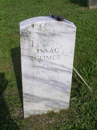 CLIMER, ISAAC - Ross County, Ohio   ISAAC CLIMER - Ohio Gravestone Photos