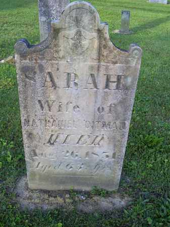 DITMAN, SARAH - Ross County, Ohio   SARAH DITMAN - Ohio Gravestone Photos