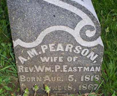 PEARSON EASTMAN, A. M. - Ross County, Ohio | A. M. PEARSON EASTMAN - Ohio Gravestone Photos
